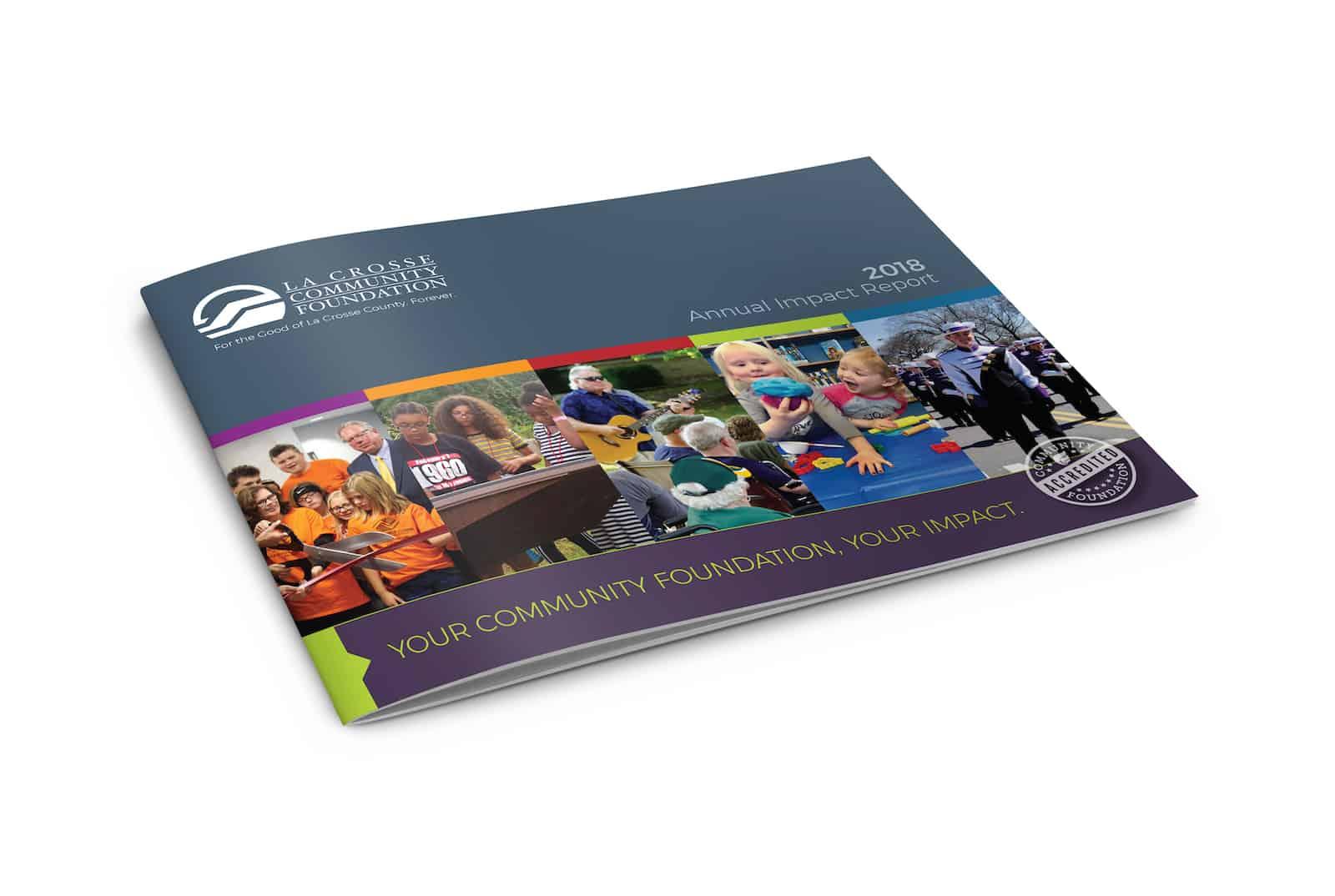 La Crosse Community Foundation 2018 Annual Report